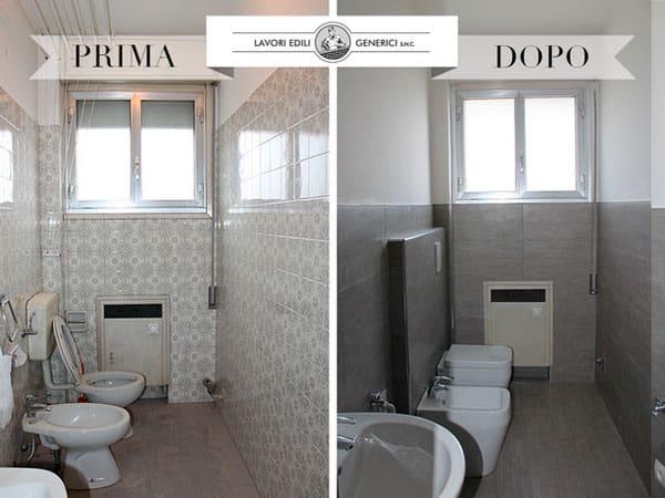 Rifacimento bagno bologna san lazzaro di savena ristrutturazione impianto idraulico costi - Rifacimento bagno costi ...