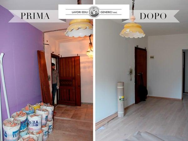 Tinteggiatura bologna castenaso imbiancare pitturare - Decorazioni pareti esterne casa ...