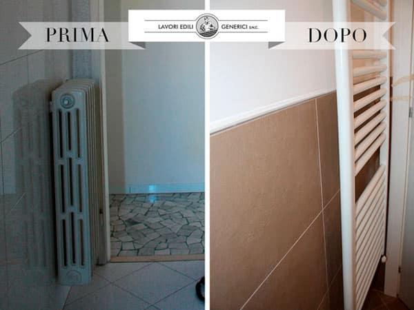 Rifacimento bagno bologna san lazzaro di savena u2013 ristrutturazione