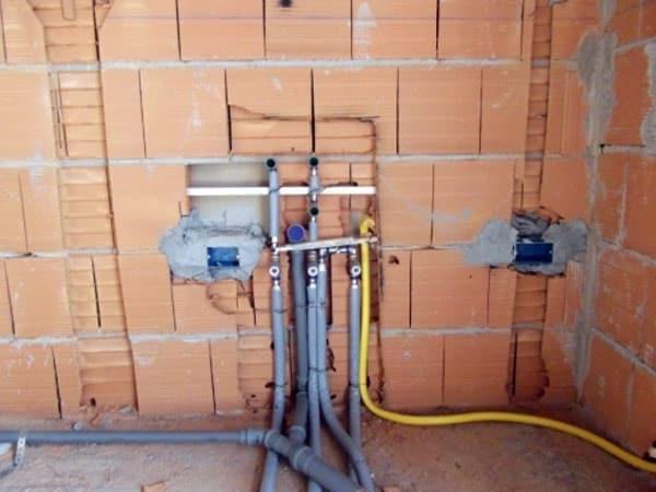 Impianto idraulico casa bologna san lazzaro di savena progettazione rifacimento sanitario bagno - Impianto idraulico casa prezzo ...