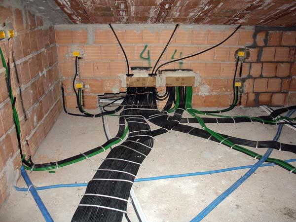 Rifacimento impianto elettrico bologna casalecchio di reno - Messa a terra impianto elettrico casa ...