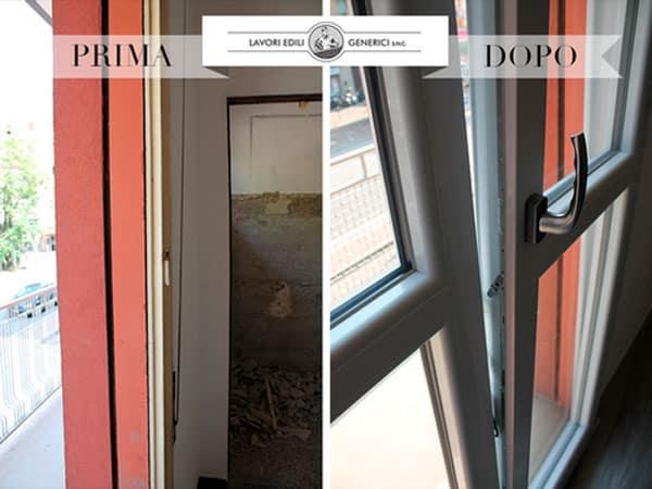 Infissi in pvc bologna san lazzaro di savena vendita finestre porte interne - Finestre in pvc vendita on line ...